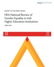 IRELAND: Higher Education Institutions Will Risk Funding Penalties if They Fail to Address Gender Inequality, June 2016